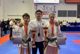 «Russian Open Junior Cup»